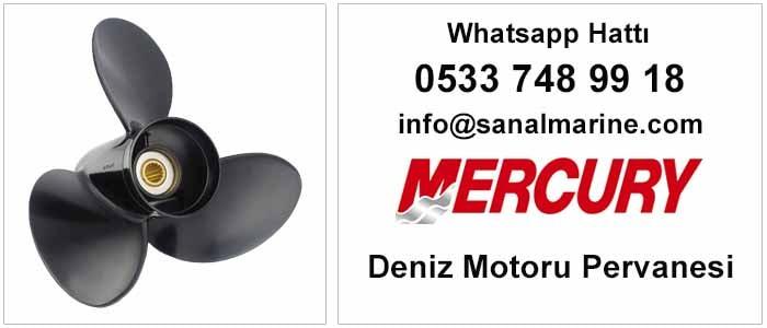 Mercury Deniz Motoru Pervanesi