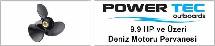 powertec 9,9 hp 15 hp 20 hp 25 hp 30 hp 40 hp deniz motoru pervanesi